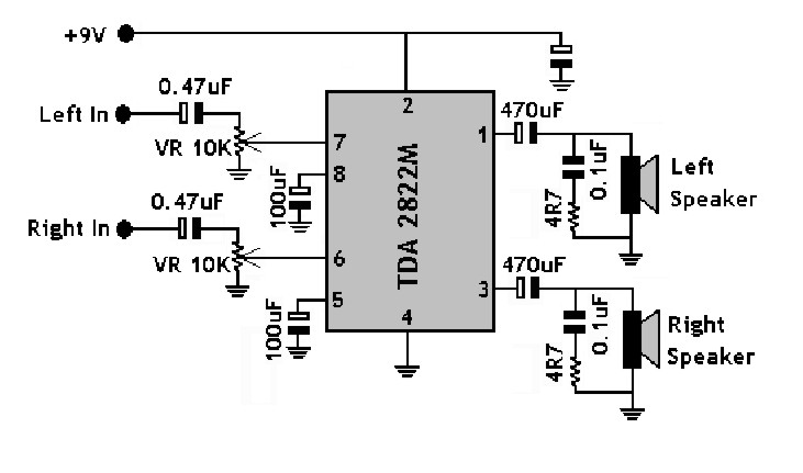 How Does A Cable Tone And Probe Kit Work likewise  further Lm386  lifier Stereo 2 Watts further Stereo 20 additionally I Can Not Receive Radio Waves Using Lm386. on lm386 amplifier circuit diagram