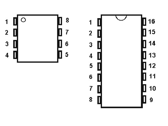 ic chip diagram  ic  get free image about wiring diagram