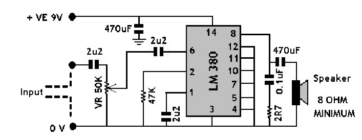 lm380n 8 schematic  u2013 readingrat net